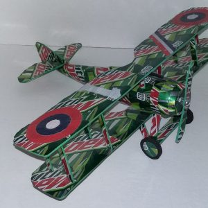 Pop can plane Spad XIII