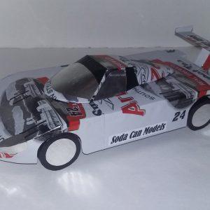 Popcan GT Class car