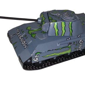 Popcan Panther Tank plans