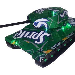 Popcan T-34 Tank plans