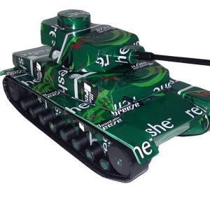 PopCan tank Panzer IV