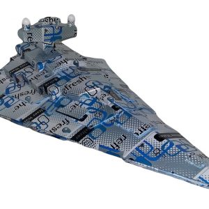Popcan Star Destroyer plans
